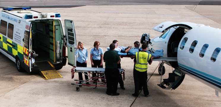 Air Ambulance Repatriation